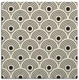 rug #299613   square black circles rug
