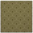 rug #299637 | square circles rug