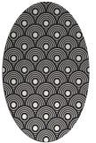 rug #299664   oval circles rug