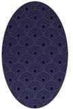 rug #299741 | oval circles rug