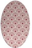 rug #299871   oval circles rug