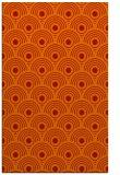 rug #300253 |  red retro rug