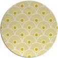 rug #300661 | round white circles rug