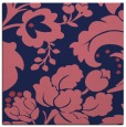 rug #301157 | square blue-violet rug