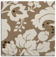 rug #301217 | square mid-brown natural rug