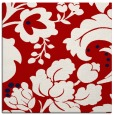 rug #301305 | square red rug