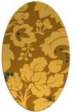 rug #301722   oval natural rug