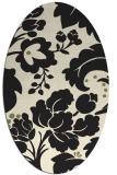 rug #301726 | oval popular rug