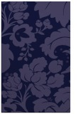 rug #301853    blue-violet natural rug