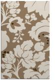 rug #301921    mid-brown natural rug