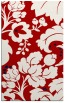 rug #302009 |  red rug