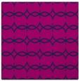 rug #304613 | square blue geometry rug