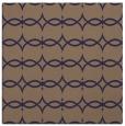 rug #304693 | square blue-violet rug
