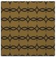 rug #304701   square black traditional rug