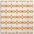 rug #304777   square orange traditional rug