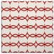 rug #304825 | square red traditional rug