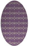 rug #305117 | oval traditional rug