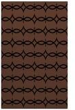 rug #305305 |  brown traditional rug