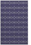 rug #305377    blue-violet traditional rug