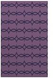 rug #305385 |  purple rug