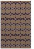 rug #305397 |  blue-violet traditional rug