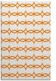 rug #305481    orange traditional rug