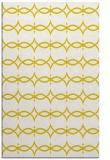 rug #305589 |  yellow popular rug