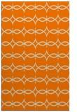 rug #305605 |  orange traditional rug