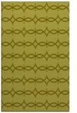 rug #305609    light-green rug