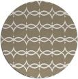 rug #305641 | round beige geometry rug