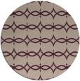 rug #305798   round geometry rug