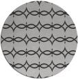 rug #305841 | round orange rug