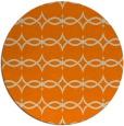 rug #305957 | round beige geometry rug