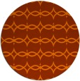 rug #305960 | round traditional rug