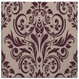 rug #306501   square pink damask rug