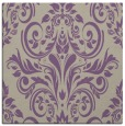 rug #306525   square purple damask rug