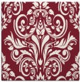rug #306557 | square pink traditional rug