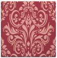 rug #306561 | square pink damask rug