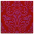 rug #306597 | square red traditional rug