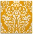 rug #306681 | square light-orange rug