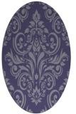rug #306786 | oval traditional rug