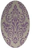 rug #306877   oval traditional rug