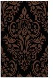 rug #307065 |  brown traditional rug