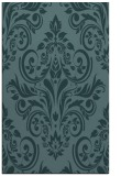 rug #307121 |  blue-green traditional rug