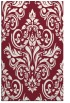 rug #307261 |  pink damask rug