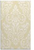 rug #307341 |  white damask rug