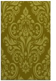 rug #307369 |  light-green damask rug