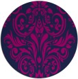 rug #307429 | round traditional rug