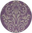 rug #307582 | round damask rug