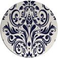 rug #307644 | round traditional rug